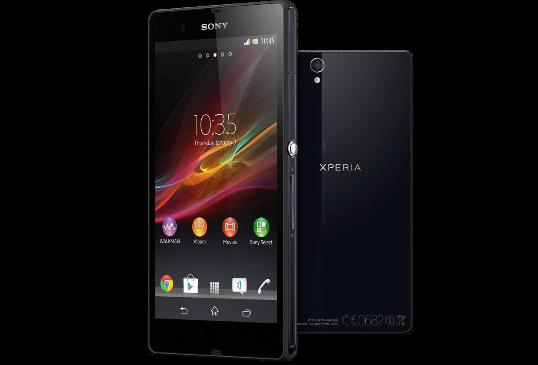 Recenzja Sony Xperia Z