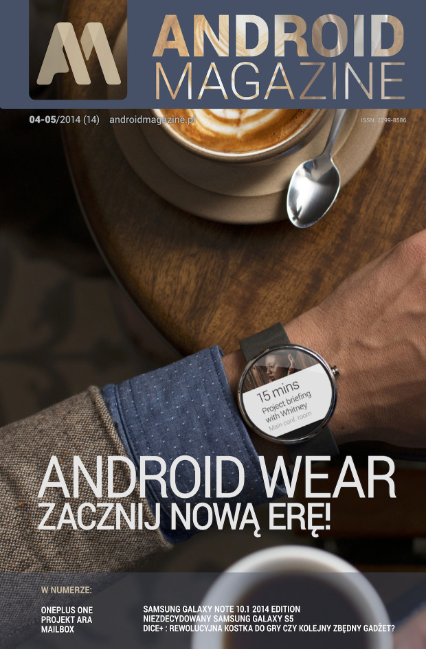 Nowy numer Android Magazine