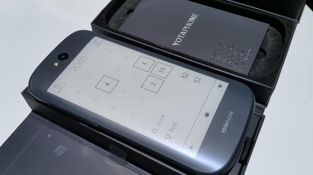 YotaPhone 2 - Oprogramowanie
